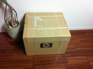 ML110 G5 包装