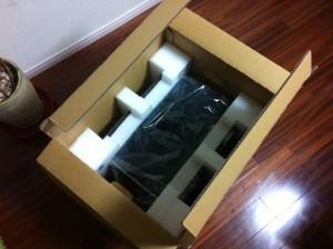 ML110 G5 箱を開けてみた